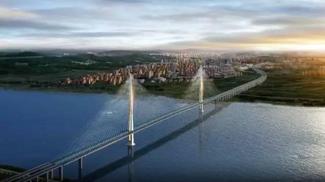 芜湖长江二桥规划图_芜湖长江二桥最新消息 最新的工程进展 快来一看!_芜湖网