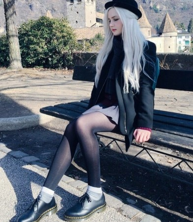 "▲▼网友表示Icy美如""天使""。(图/翻摄自Instagram/nordic_alien_)"