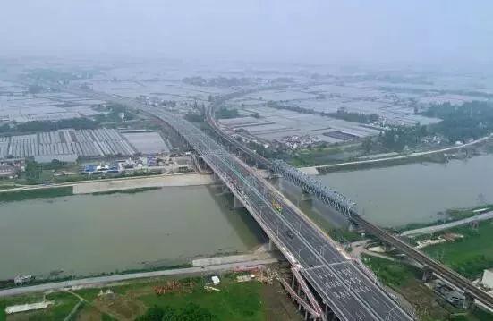芜湖又一座新裕溪河大桥要通车啦!快看在你家附近么?