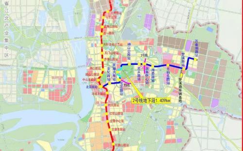 芜湖轨道交通最新规划公布 36座车站确定 还有一大批高清美图