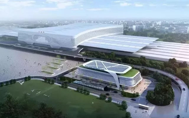 vinbet浩博国际旅游集散中心里面什么样?什么时候投入运营?