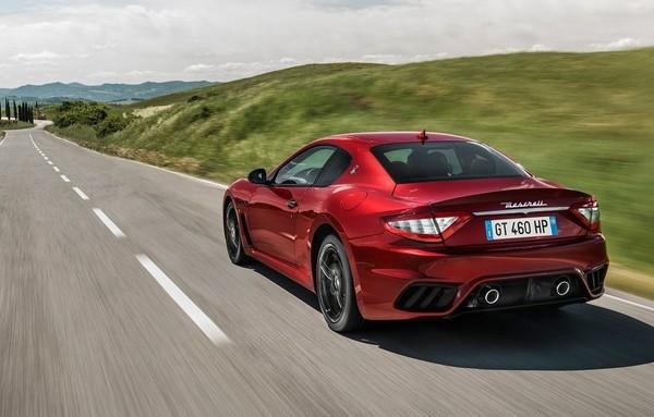 海神下凡来参展 Maserati全新GranTurismo再掀台北车展高潮(图/翻摄自Maserati)