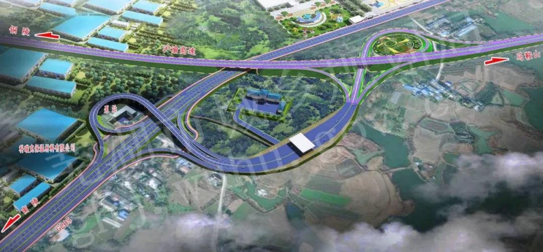 芜湖南高速口改造方案出炉