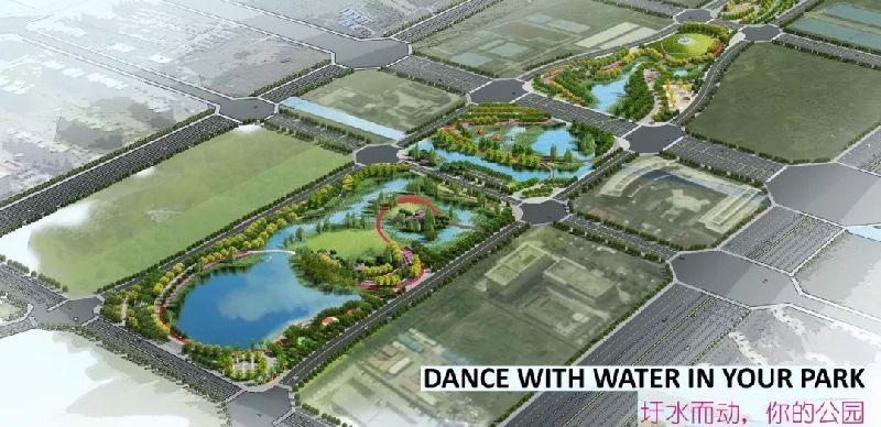 最新!芜湖人民公园建成后效果图