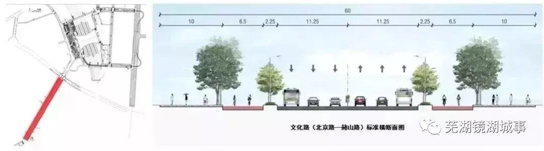 芜湖市文化路要进行拓宽改建啦