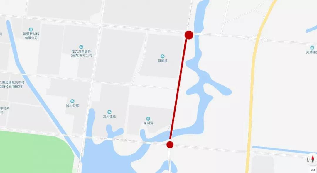 芜湖轨道交通一号线快讯:这些道路要进行封闭施工!