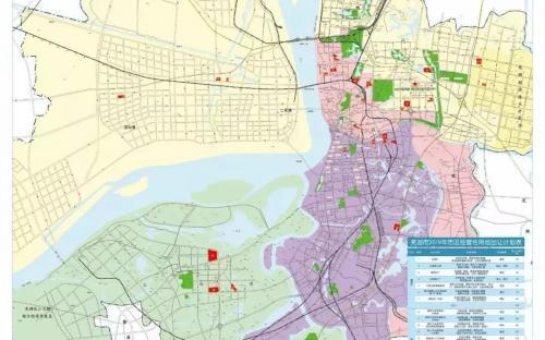 芜湖市2019年推介地块有哪些?位置区属一览