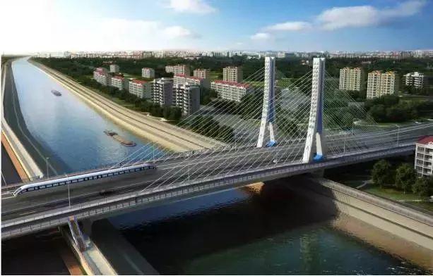 蕪湖新中江橋最新進展,預計2019年8月通車!