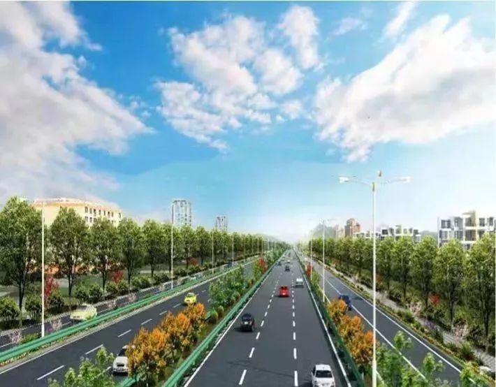 蕪湖人前往蕪宣機場新通道  S334峨山路東延伸工程即將開工