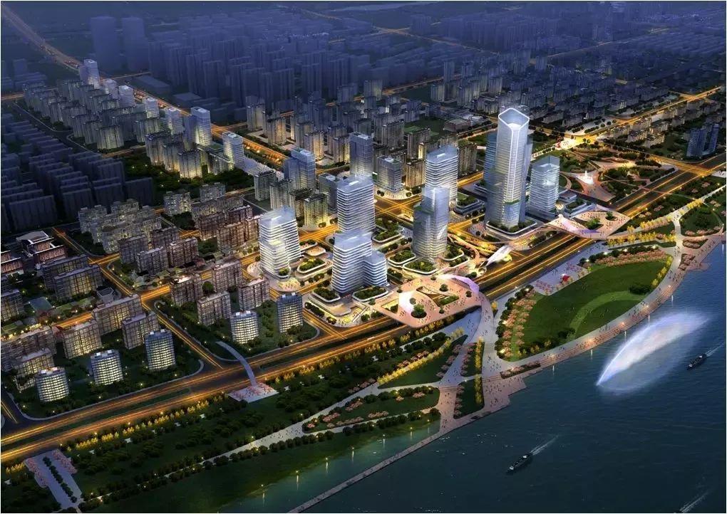 200米超高层+五星级酒店!安庆滨江CBD片区13宗地将拍!