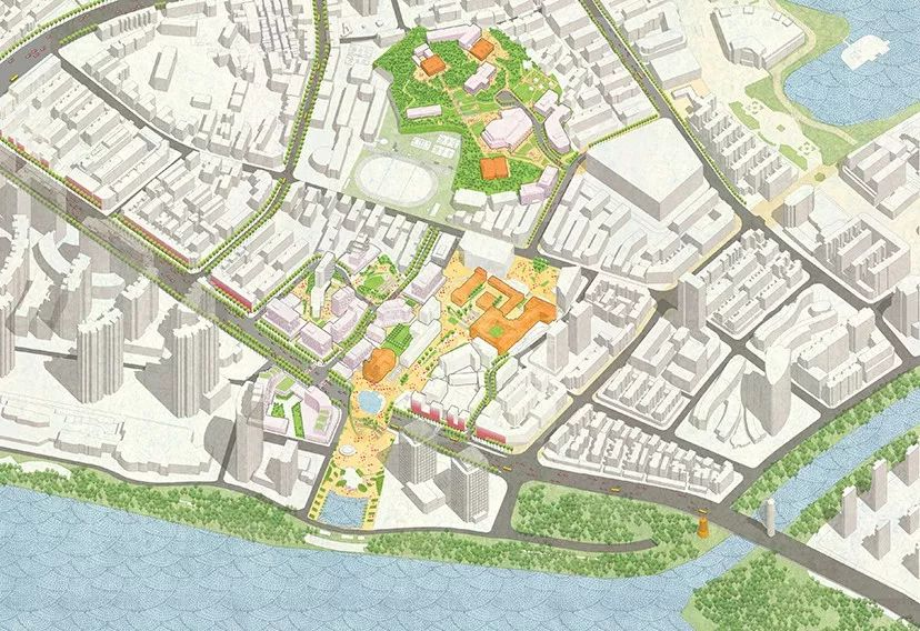 蕪湖市中心改造規劃圖曝光!天主教堂周邊將有大變化!