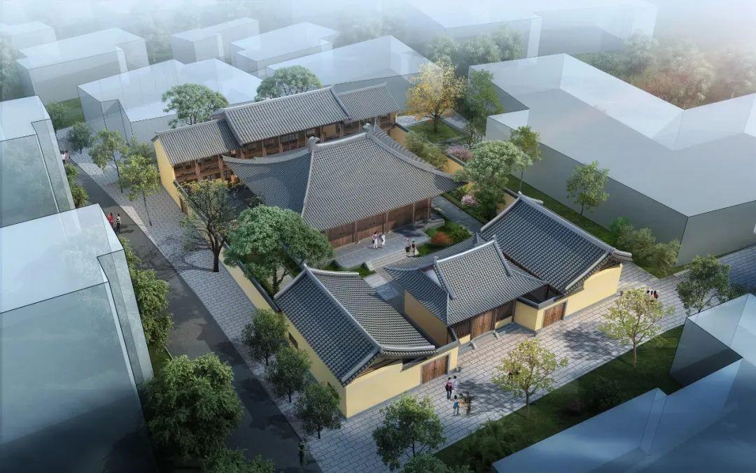 蕪湖曾經的四大古寺之首——能仁寺將重建