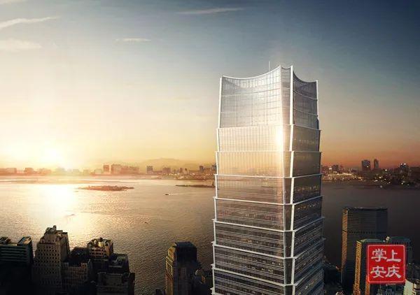 """安庆新地标!滨江CBD""""安庆之星""""项目正式开工建设"""