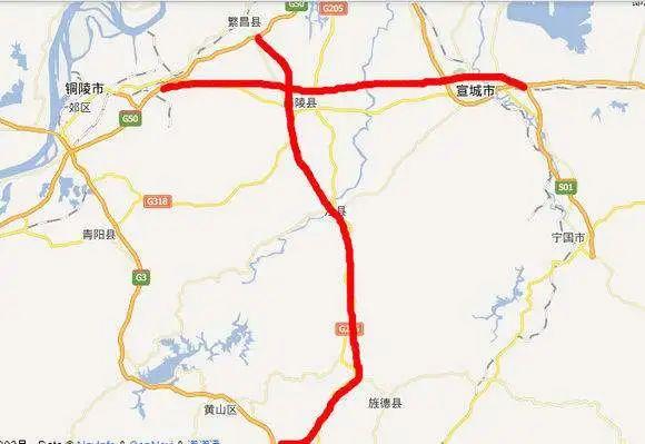 起自繁昌峨山 蕪黃高速計劃2021年底通車