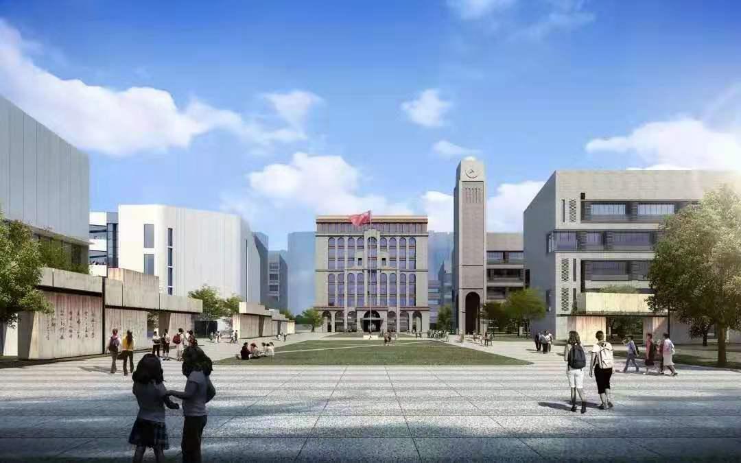 蕪湖市二中改擴建工程 計劃項目在今年9月開學